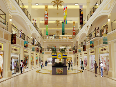Royale Heritage Mall (Interiors 1)