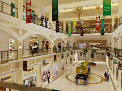 Royale Heritage Mall (Interiors 4)